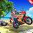 Theft Bike Drift Racing Icône