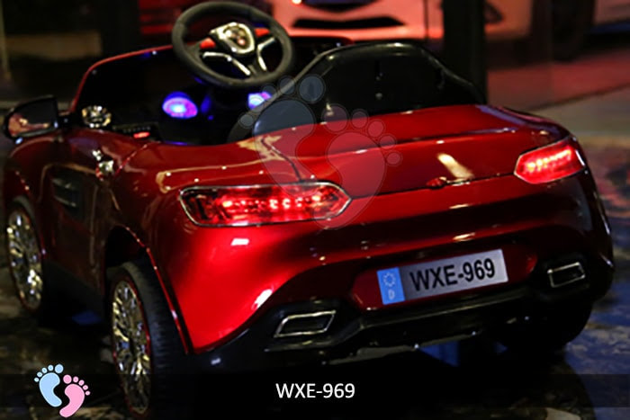 Xe ô tô điện trẻ em WXE-969 6