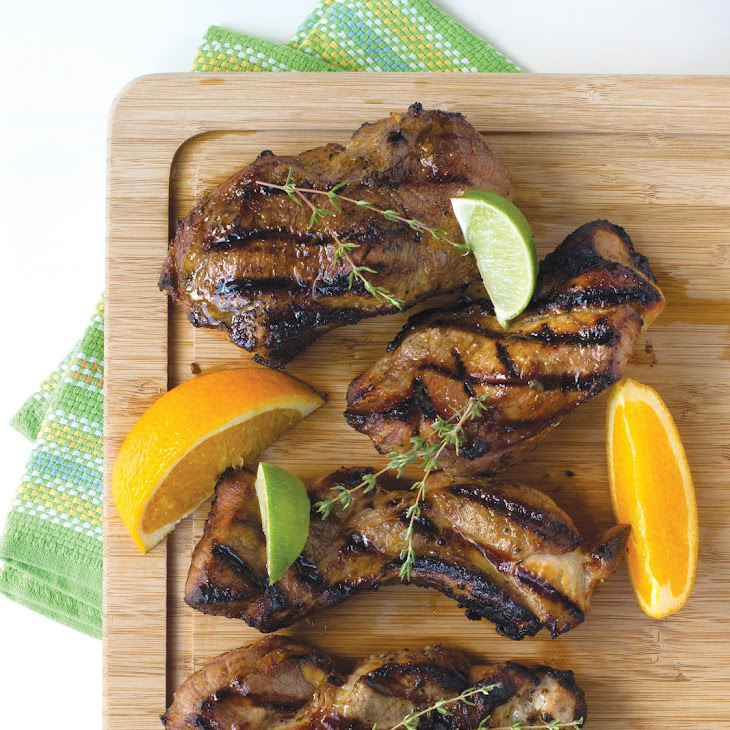 Country-Style Ribs with Mojo Recipe