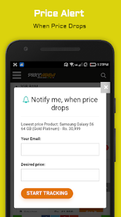PriceAdda-Price Comparison App- screenshot thumbnail