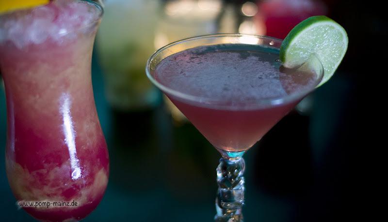 Photo: Cosmopolitan  Smirnoff, Lime, Cointreau & Cranberry