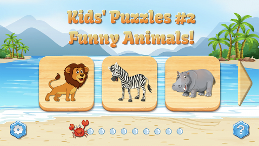 Kids Puzzles 3.1 screenshots 17