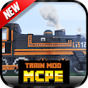 Поезд мод для MCPE! icon