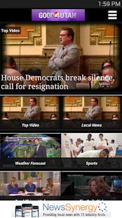 ABC 4 Utah KTVX - screenshot thumbnail