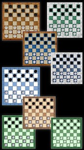 Shashki – Russian draughts 1