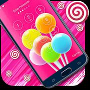Lollipop Candy Lock Screen