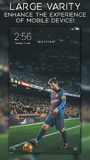 ud83dudd25 Lionel Messi Wallpapers 4K | Full HD ud83dude0d Apk apps 3