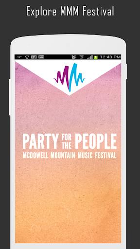 McDowell Mountain Music Fest