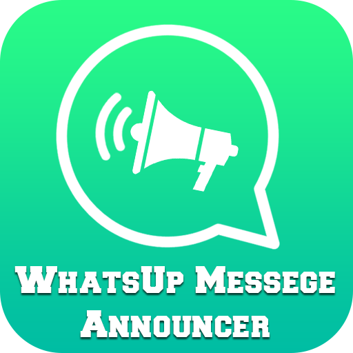 WhatsUp Messenger Announcer