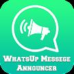 WhatsUp Messenger Announcer APK