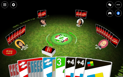 Crazy Eights 3D  screenshots 8