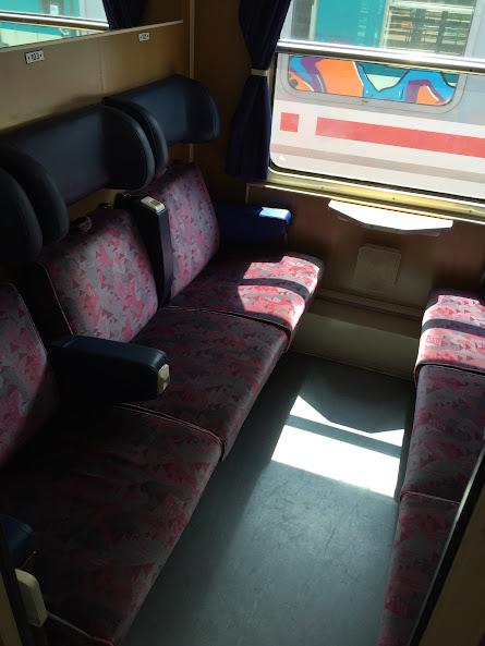 クロアチア 電車