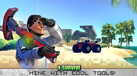 X Survive Apk Mod Free Craft 4