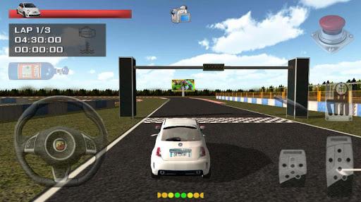 Grand Race Simulator 3D screenshot 4