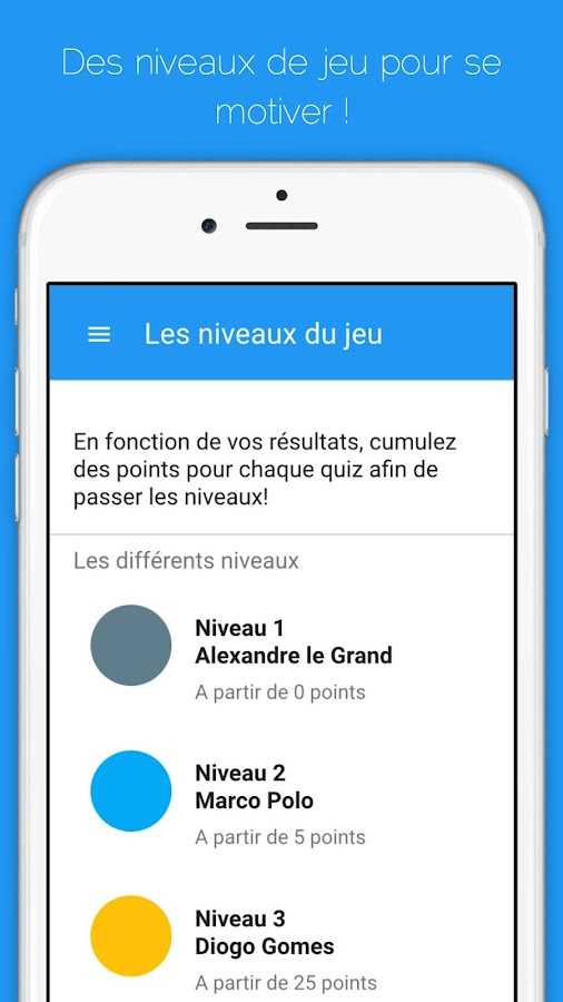 Géo Quiz France- screenshot