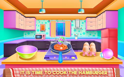 Download Homemade Burger Cooking MOD APK 7