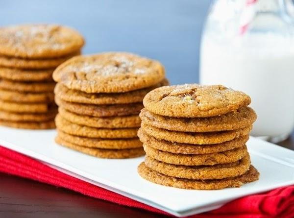 Double Ginger Cookies Recipe