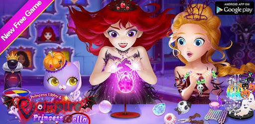 Princess Libby & Vampire Princess Bella for PC