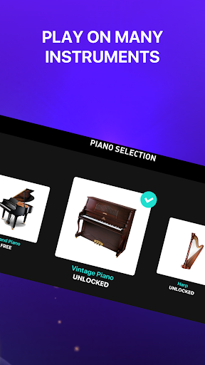 Piano - music games to play & learn songs for free 1.11.01 screenshots 5