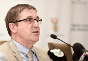 Deputy Minister of Justice and Constitutional Development John Jeffery.
