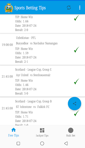Betting Tips Pro- Mega Jackpot Tips 6.0 screenshots 2