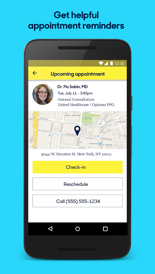Zocdoc: Find Doctors & Book Appointments- screenshot