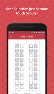 redBus - Bus and Hotel Booking- screenshot thumbnail