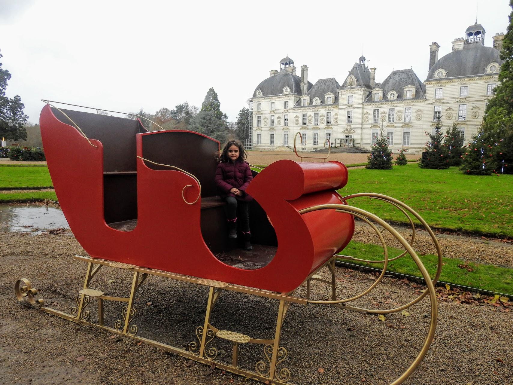 Castillos del Loira. Castillo de Cheverny