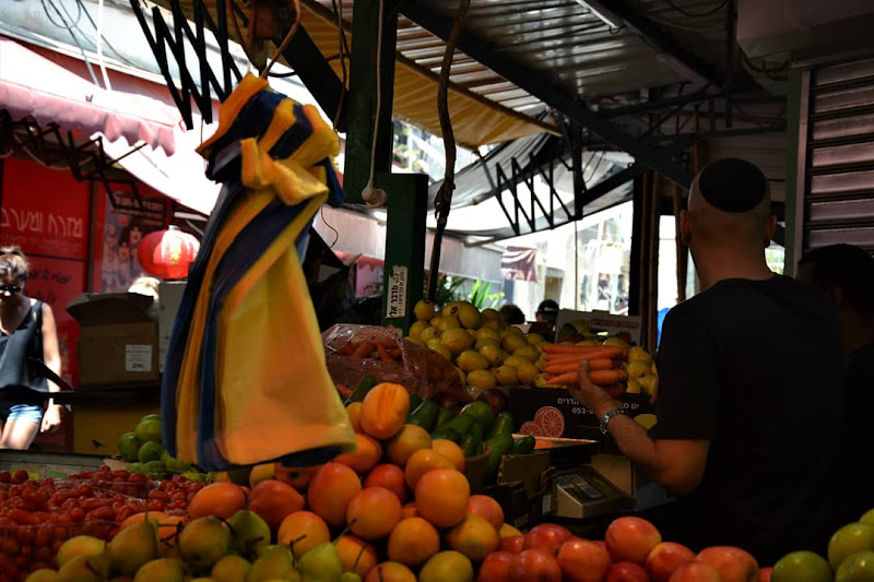 Mercato di gerusalemme di Chia97