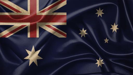 Australia Flag Live Wallpaper