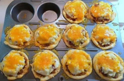 "Mini Shepherd's Pies ""Absolutely loved this recipe. I only tweaked the topping...."