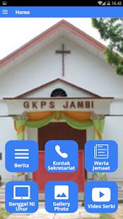 GKPS JAMBI - náhled