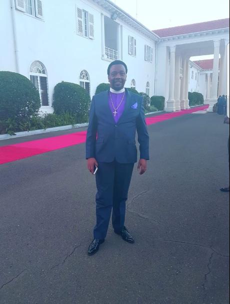 Pastor Godfrey Mwigi