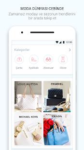 ModaCruz - İkinci El Lüks Alışveriş Screenshot