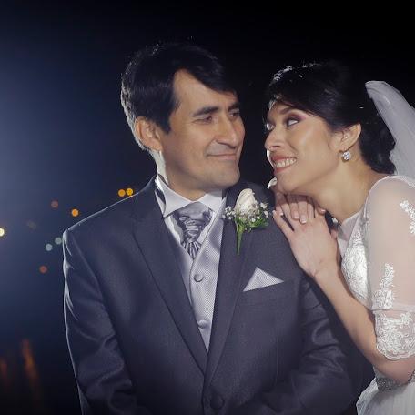 Wedding photographer Edgar Atoche (huellavisual). Photo of 10.07.2016
