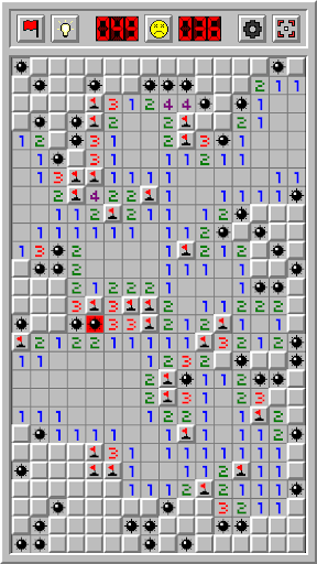 Minesweeper Classic: Retro screenshots 1