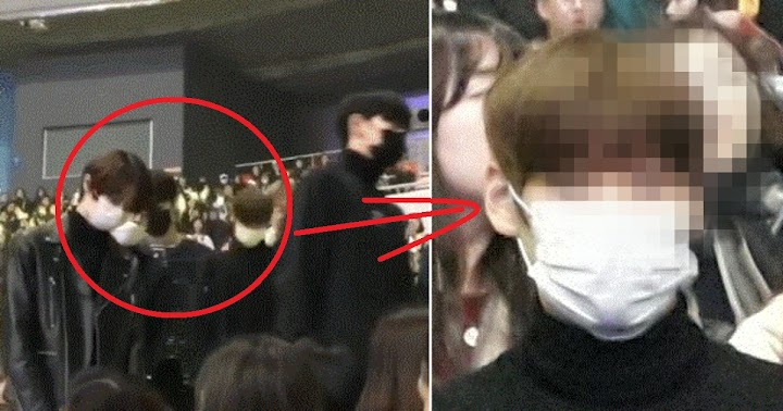 Fans Spot Alleged SM Trainees At NCT Concert - Koreaboo
