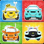 Download Cars memory game for kids APK