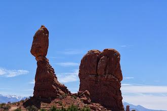 Photo: Balanced Rock