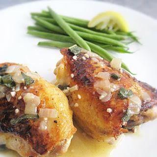 Tuscan Chicken.
