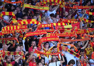 """KV Mechelen reageert gepast op hitlergroet: """"Niet gewacht op verslag, maar zelf beelden aan het analyseren"""" & """"Stadionverbod enige juiste oplossing"""""""