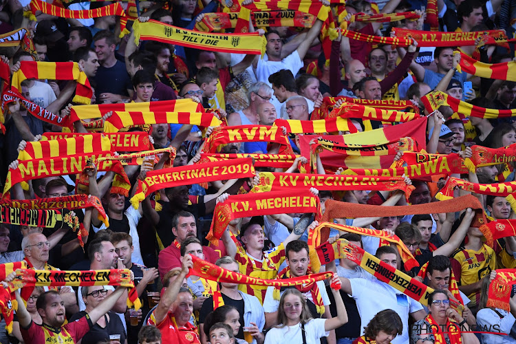 Fans KV Mechelen en Antwerp keren zich tegen Beerschot