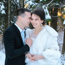 Wedding photographer Anna Trubicyna (annatrubitsyna). Photo of 24.11.2018