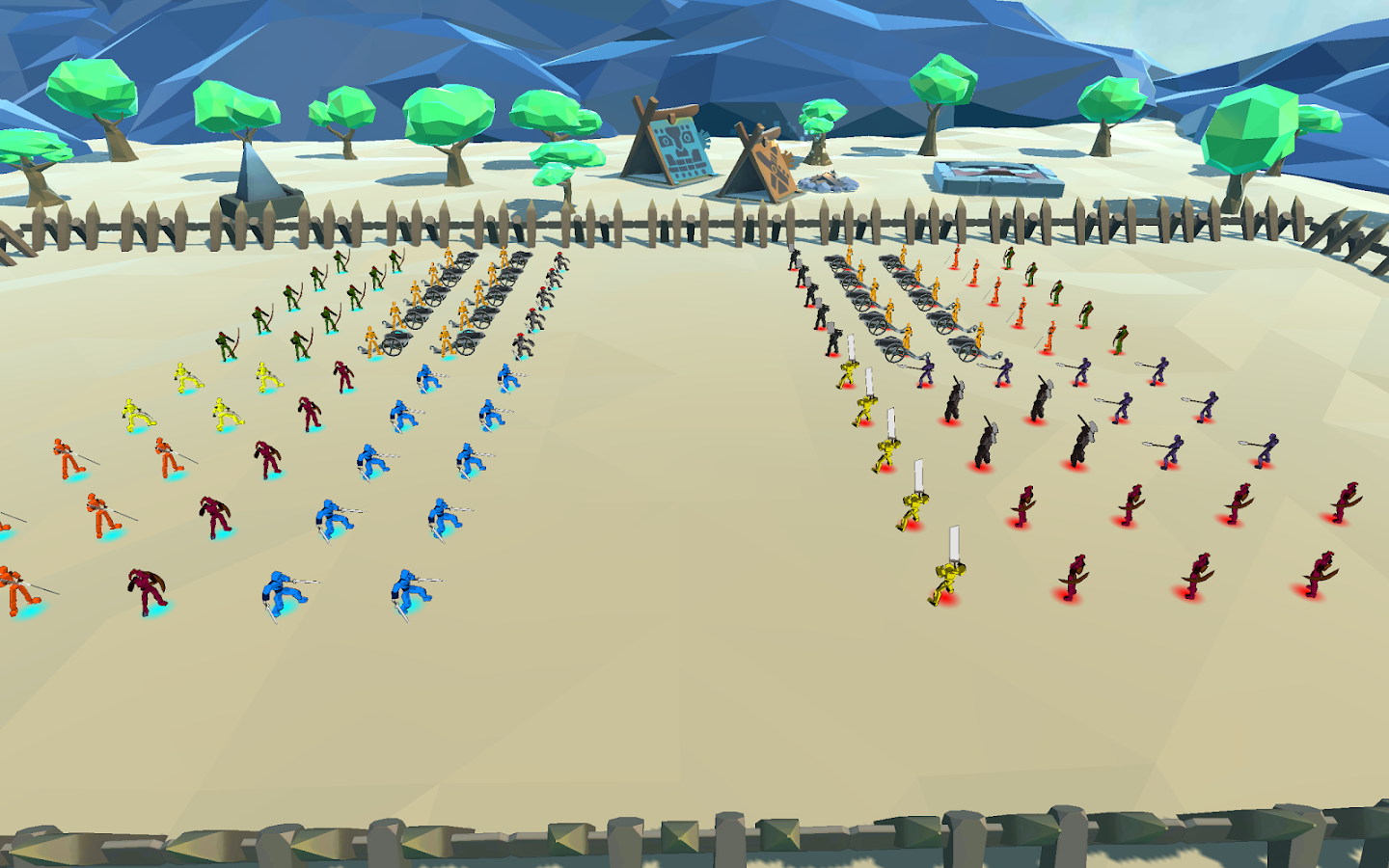 Epic Battle Simulator- screenshot