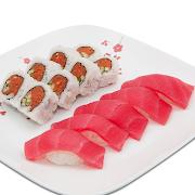 Spicy Tuna Platter
