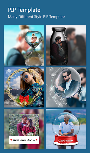 Photo Collage & Grid Maker With Photo Editor & PIP 7.7 screenshots 6