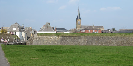 Photo: Day 14 - Fortified Town of Rocroy