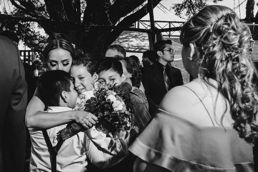 Wedding photographer Valery Garnica (focusmilebodas2). Photo of 06.02.2020