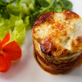 Quorn and Aubergine Meat Free Moussaka