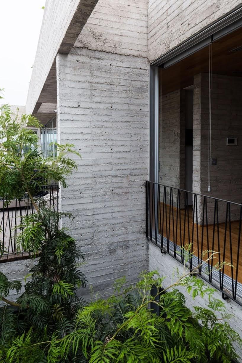 Casa Río por graciastudio